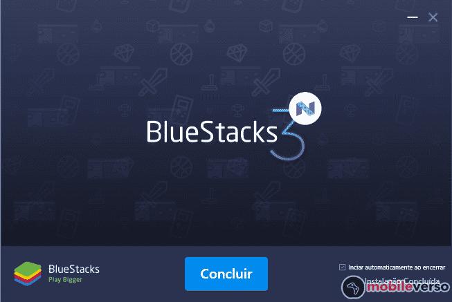instalar bluestacks 3n