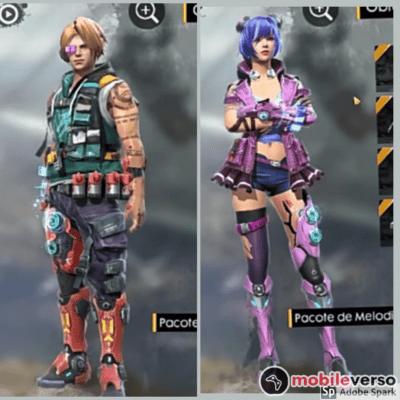 Choque Impulsivo Cyberpunk passe de elite oitava temporada