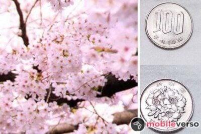 Moeda com Flor de Sakura Free Fire