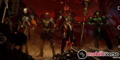 Os quatro cavaleiros do Apocalipse, do passe de elite Redenção e Fúria