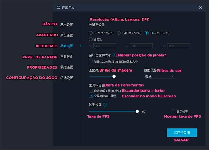 CONFIG 3 DE 6 Emuladores
