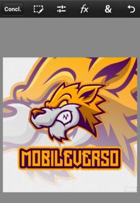 criar logo guilda free fire celular
