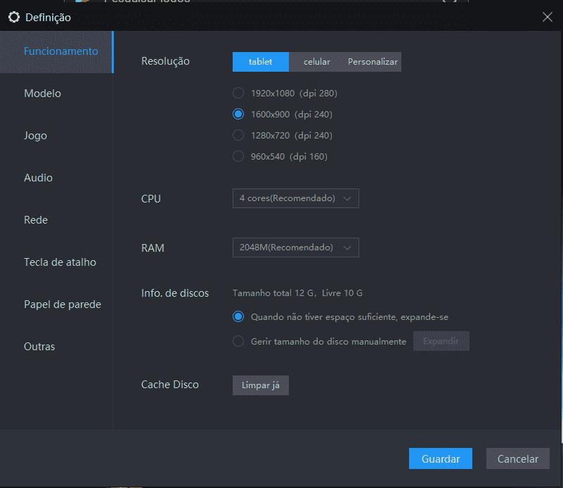 configurar ldplayer free fire