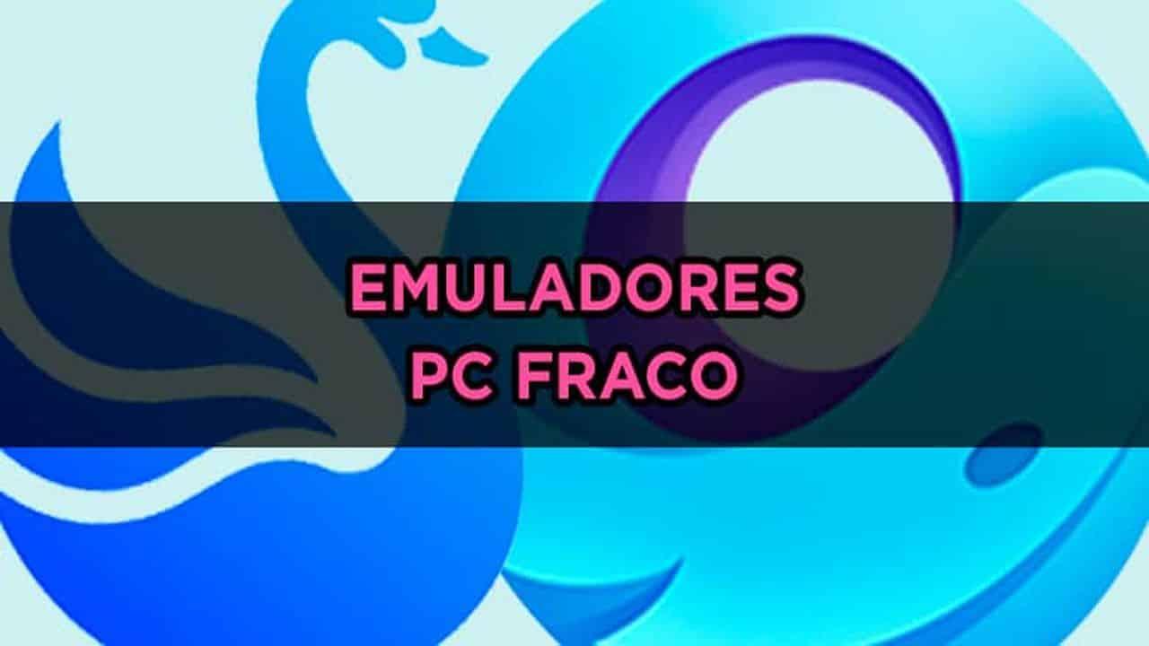 Lista de Emuladores para PC fraco