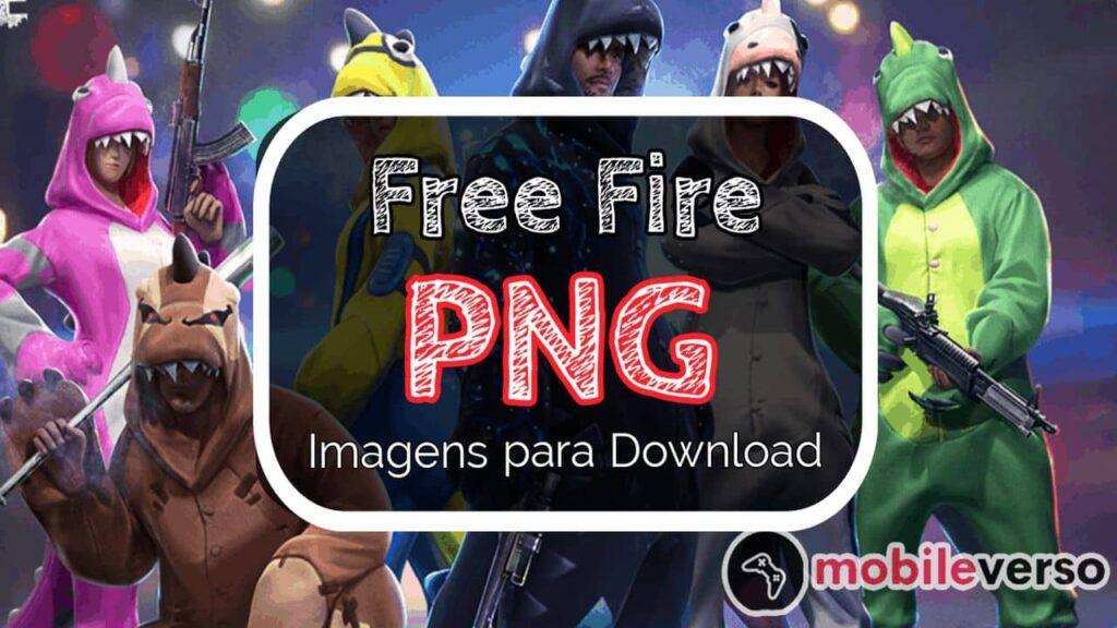 imagens do free fire em png
