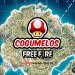 Cogumelos do Free Fire: Onde encontrar