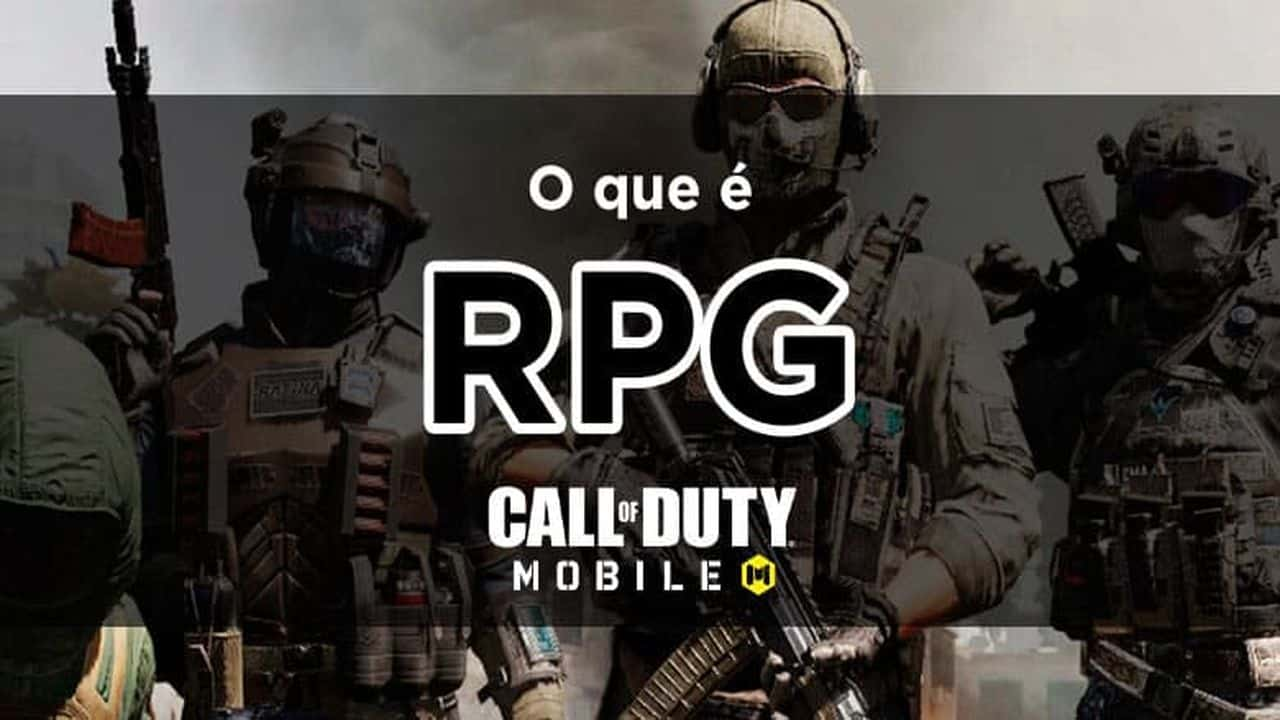 RPG Call of Duty Mobile