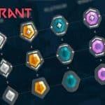 Os Ranks e Patentes de Valorant (atualizado)