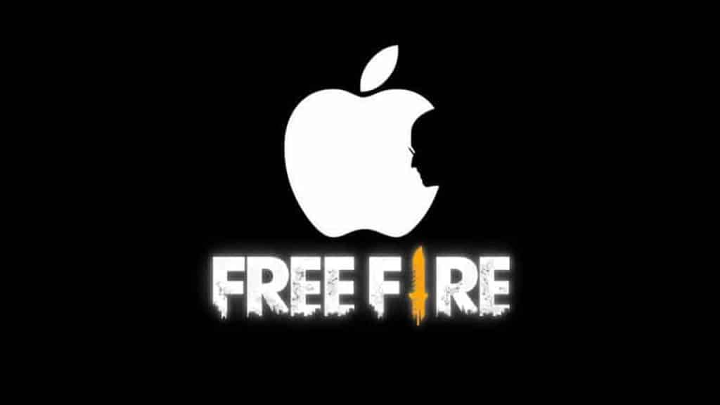 Maçã da Apple para Nick de Free Fire