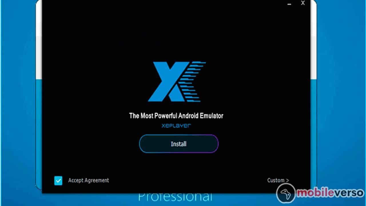 XePlayer emulador de android
