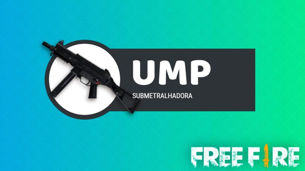 UMP Free Fire