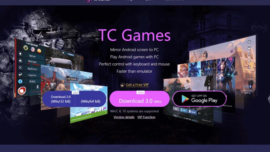 TC Games Download