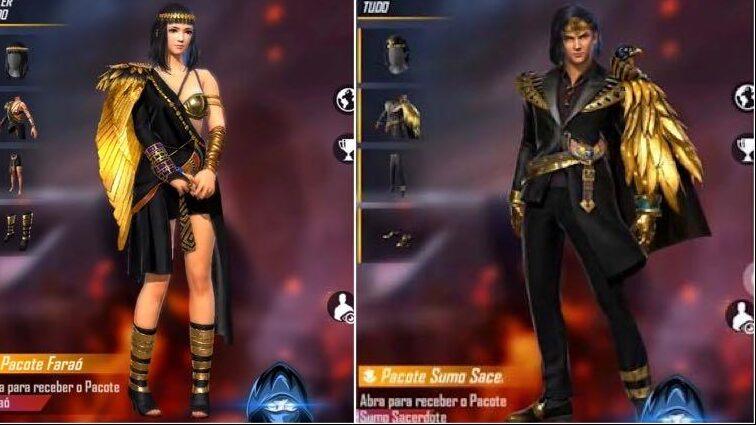 skins passe de elite outubro 2020 edited Free Fire