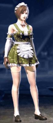 donzela guerreira décima skin do ouro royale