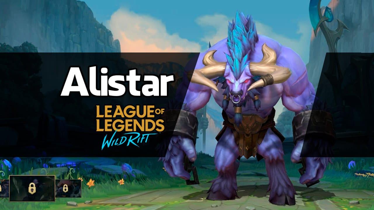 Alistar Wild Rift