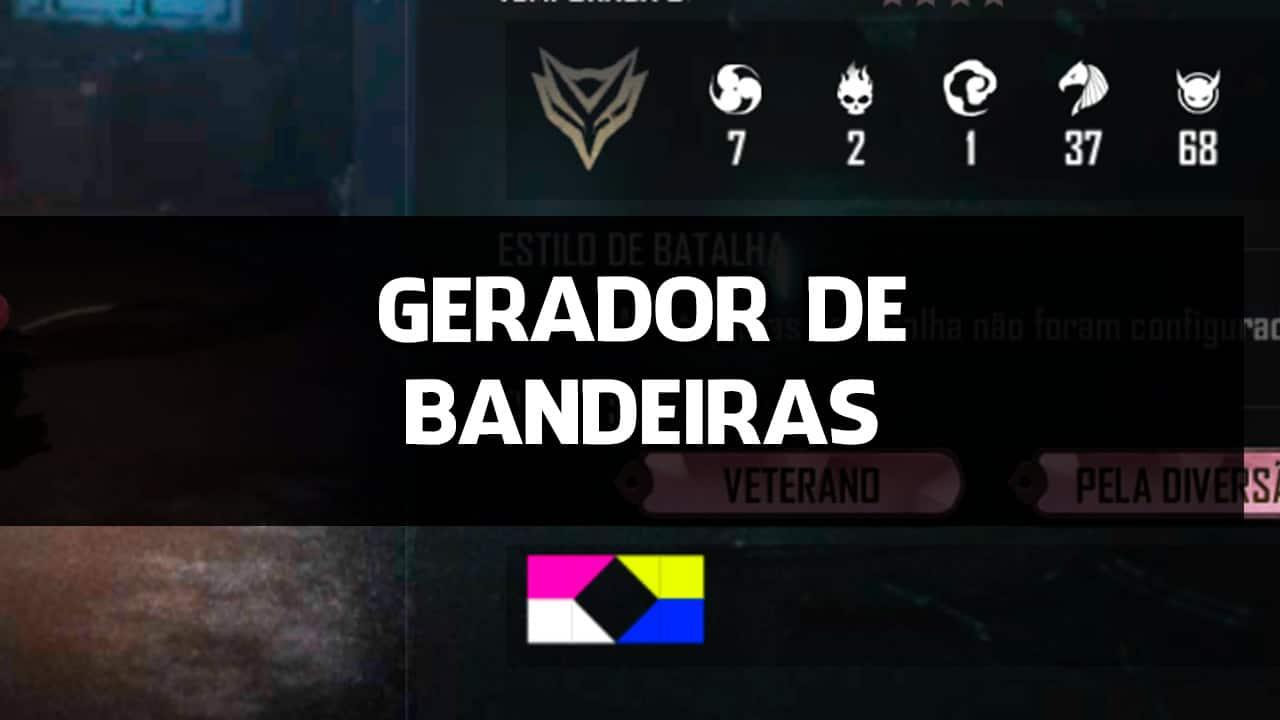 Gerador de Bandeiras FF