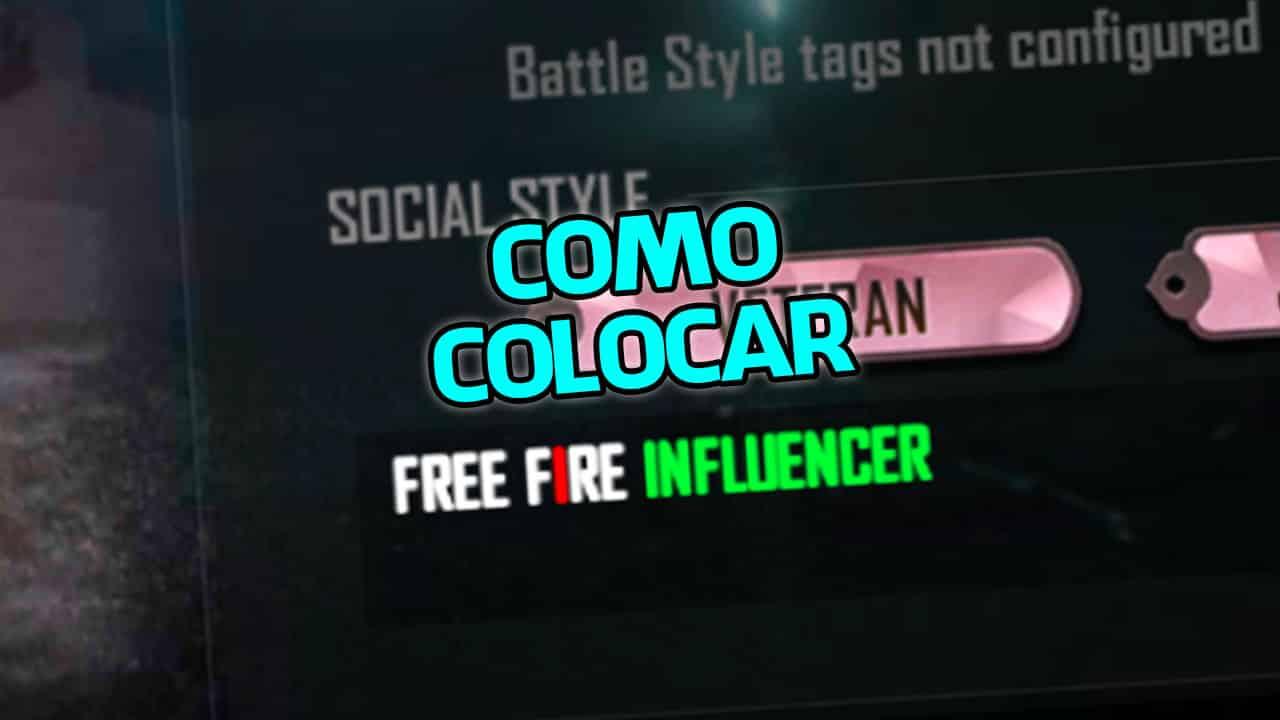 Free Fire Influence - Gerador de Código
