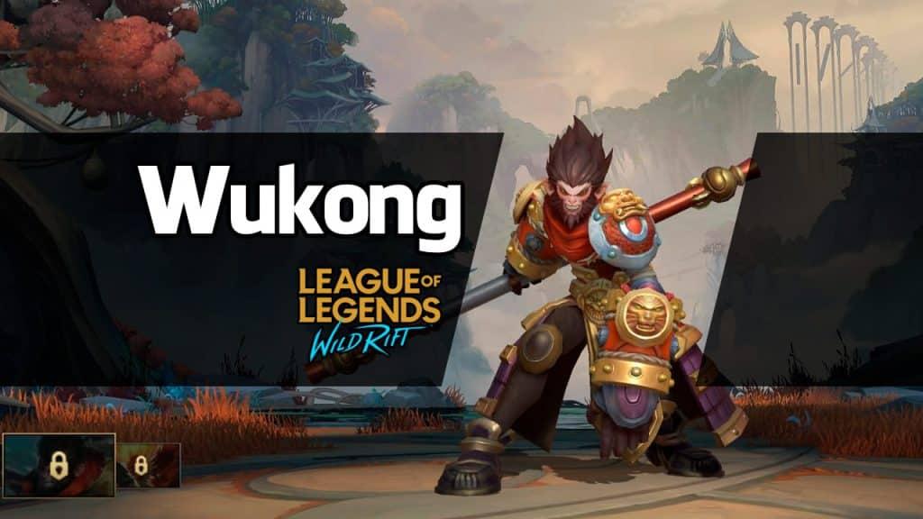 Wukong LoL Wild Rift