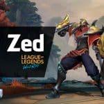 Zed no Wild Rift: Habilidades, builds e dicas de como jogar