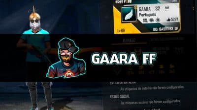 GAARA FF ID NICK SIMBOLO