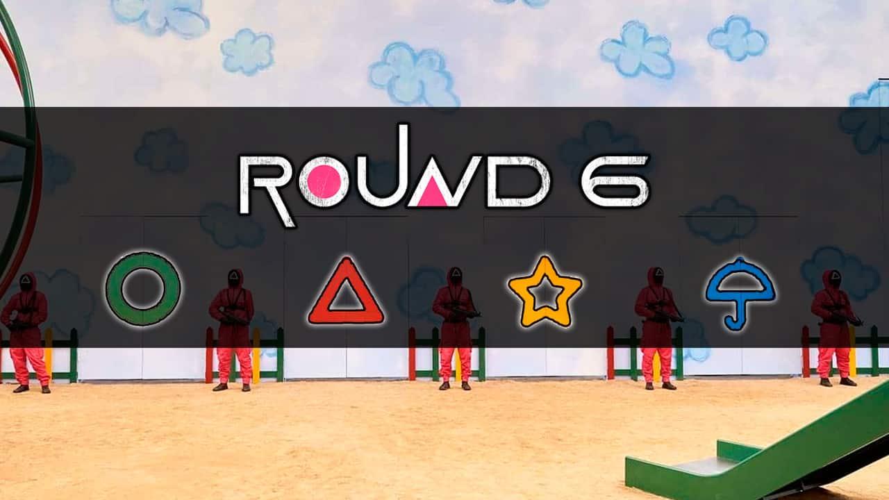 simbolo do round 6